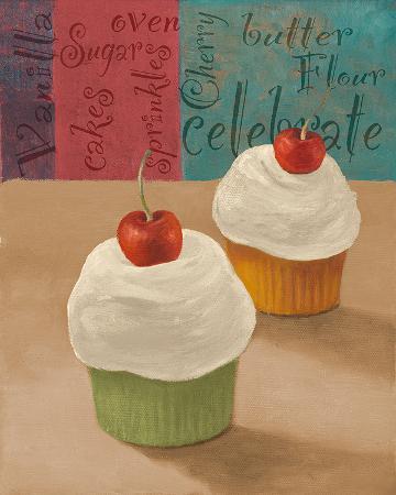 Cherry Cupcake II