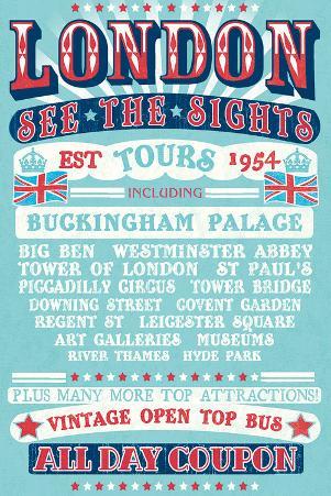 London Tours '54