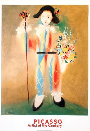 Le Petit Pierrot aux Fleurs