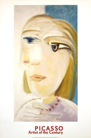 Tete de Femme (Marie-Therese Walter)