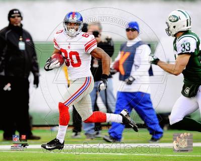 Victor Cruz 99 Yard Touchdown Catch 2011 Action