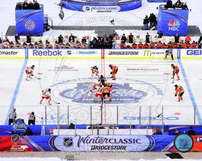 The Opening Face-Off 2012 NHL Winter Classic