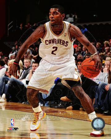Kyrie Irving 2011-12 Action