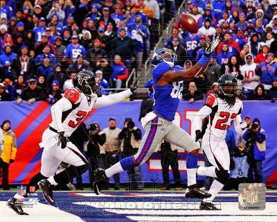 Mario Manningham Touchdown Catch 2011 NFC Wild Card Playoff Action
