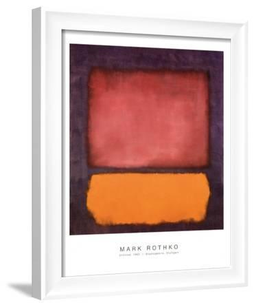 Rothko - Untitled 1962