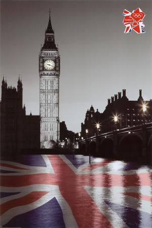 London 2012 Olympics (Big Ben - Tanya Chalkin)