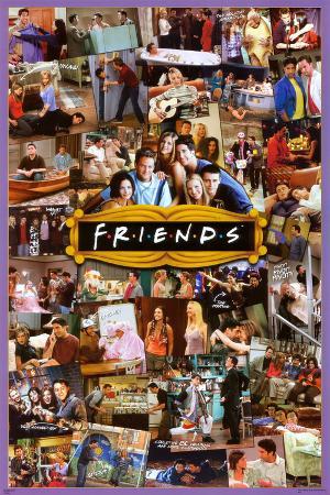 Friends - Montage