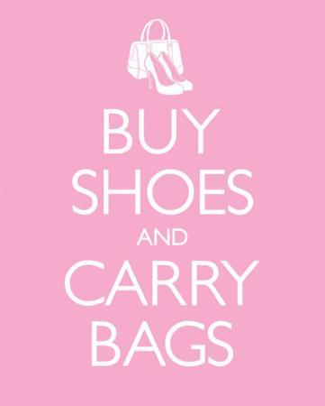 Buy Shoes & Carry Bags