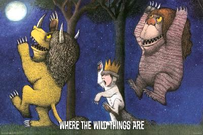 Where The Wild Things Are - Under The Moon
