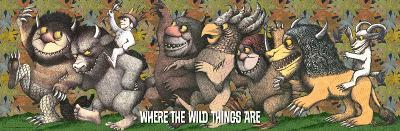 Where The Wild Things Are - King Max