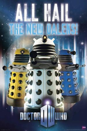 Doctor Who - All Hail the New Daleks