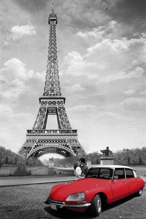 Paris-Kiss