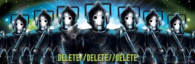 Doctor Who - Delete//Delete//Delete
