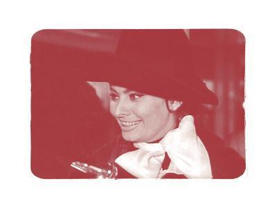 Sophia Loren II In Colour