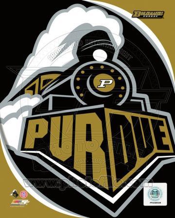 NCAA Purdue University Boilermakers Team Logo