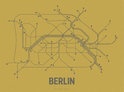 Berlin (Ochre & Gunmetal Gray)