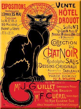 Chat Noir Drouot