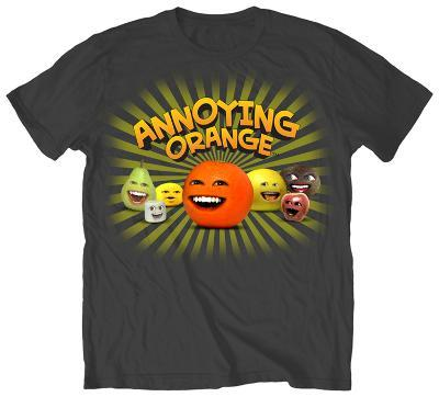 Annoying Orange - Team Orange