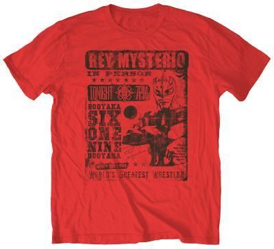 Youth: WWE - Mysterio Poster