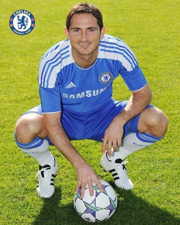 Chelsea-Lampard Head Shot 11/12