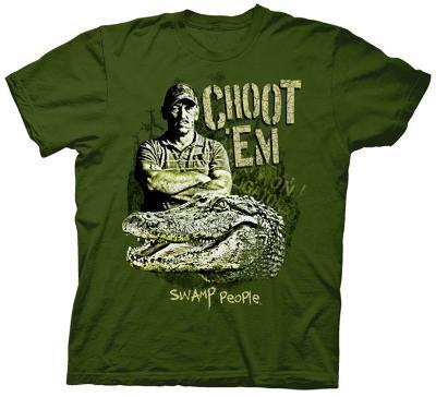 Swamp People - Choot Em Troy and Gator