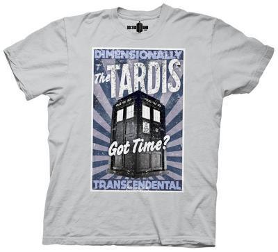 Doctor Who- Dimensionally Transcendental