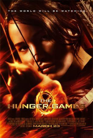 Hunger Games - Katniss Aiming