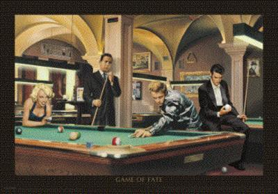 Game of Fate-3D