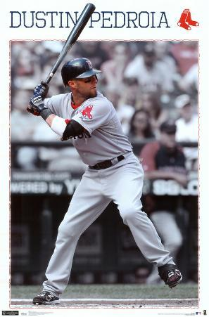 Red Sox - Dustin Pedroia 2012