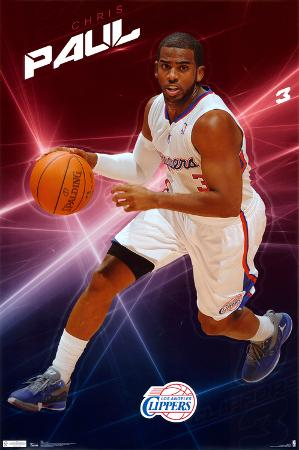 Clippers - C Paul 2011