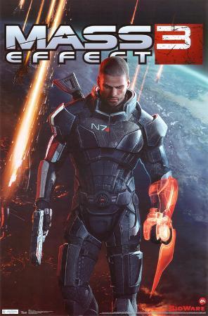 Mass Effect 3 - Key Art