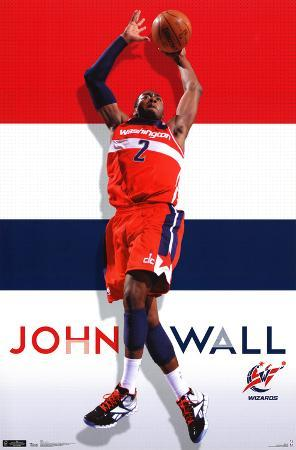Wizards - J Wall 2011