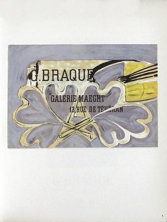 AF 1952 - Galerie Maeght