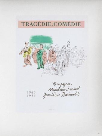 AF 1956 - Tragédie, Comédie
