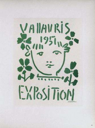 AF 1951 - Exposition Vallauris