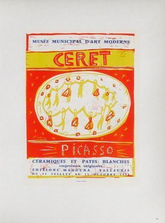 AF 1958 - Musée Municipal Céret
