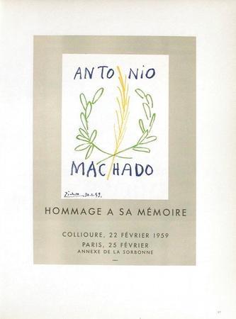 AF 1959 - Antonio Machado