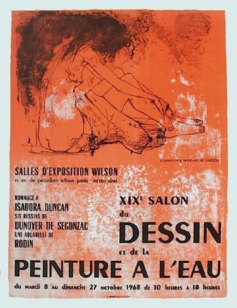 Expo Salon Du Dessin