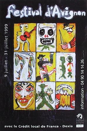 Festival D'Avignon 1999