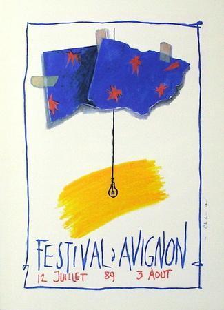 Festival D'Avignon 1989
