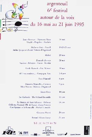 Festival D'Argenteuil