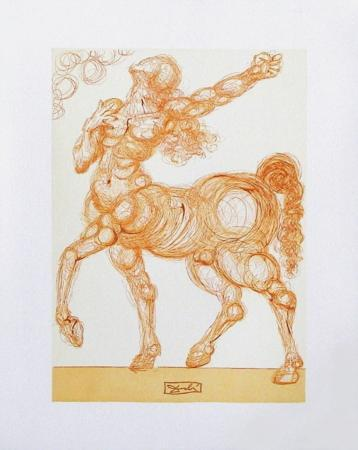 Divine Comedie, Enfer 25: Le Centaure