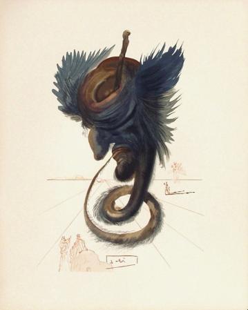 Divine Comedie, Enfer 20: Devins Et Sorciers