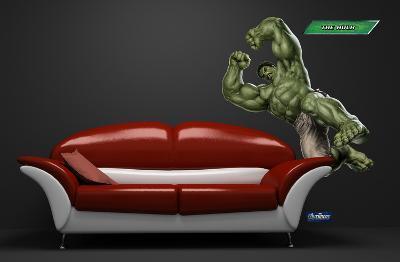 Hulk - The Avengers