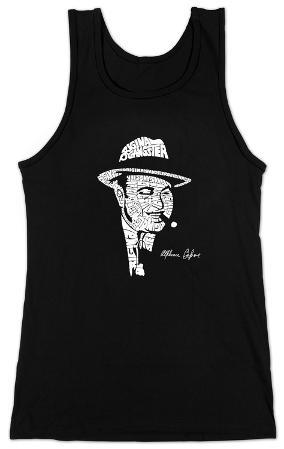 Women's: Tank Top - Al Capone - Original Gangster