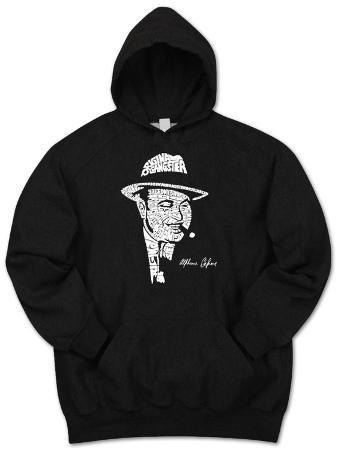 Hoodie: Al Capone - Original Gangster