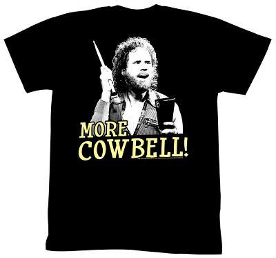 Saturday Night Live - More Cowbell!