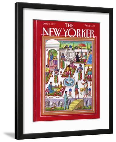 The New Yorker Cover - June 1, 1992