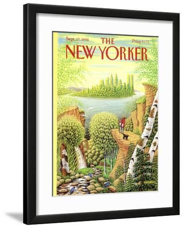 The New Yorker Cover - September 17, 1990