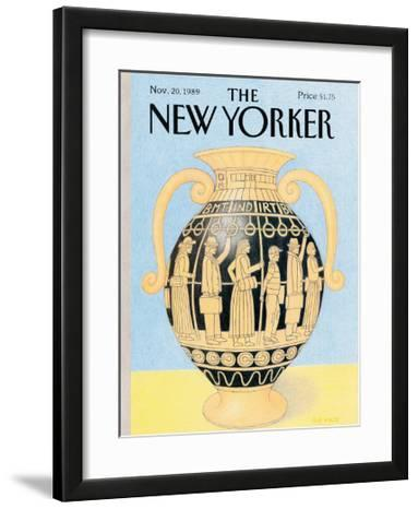 The New Yorker Cover - November 20, 1989